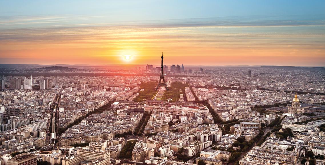 Infinity Luxe Chauffeur partenaire officiel du tourisme et des congrès de Paris