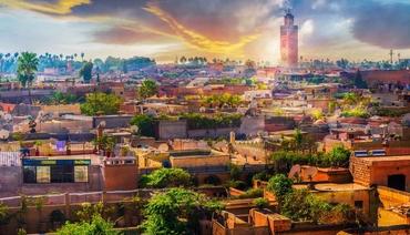 Chauffeur privé à Marrakech