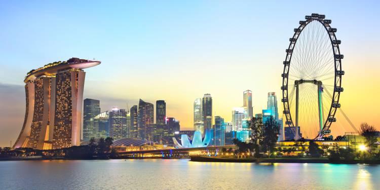 Chauffeur privé à Singapour