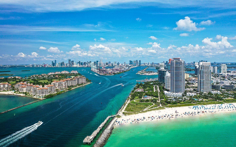 Chauffeur privé à Miami