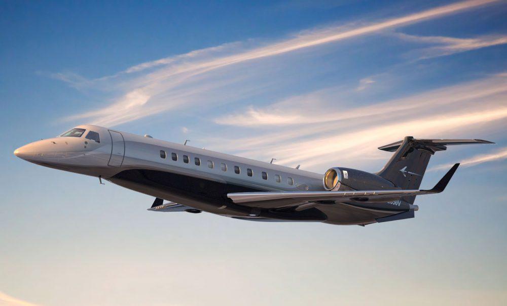 Jet prive Legacy 650